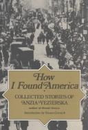Cover of: How I Found America