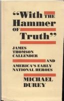 Cover of: With the hammer of truth