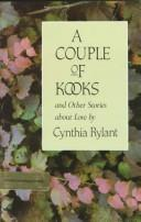 Cover of: A couple of kooks and other stories about love