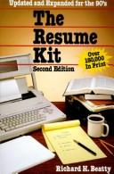 Cover of: The resume kit / Richard H. Beatty