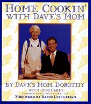 Cover of: Home cookin' with Dave's Mom