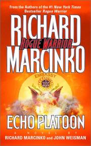 Cover of: Echo Platoon (Rogue Warrior)