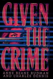 Cover of: Given the crime | Margaret Barrett