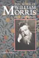The work of William Morris by Paul Richard Thompson