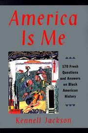 Cover of: America Is Me  | Kennell Jackson