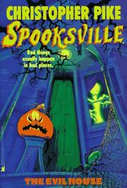 Cover of: The EVIL HOUSE SPOOKSVILLE 14 (Spooksville)
