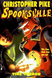 Cover of: Time Terror (Spooksville No. 16)