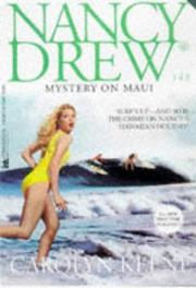 Cover of: Mystery on Maui | Carolyn Keene