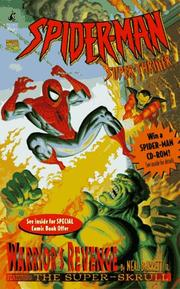 Cover of: WARRIORS REVENGE SPIDER MAN SUPER THRILLER 8