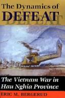 Cover of: The dynamics of defeat