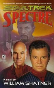 Cover of: Spectre