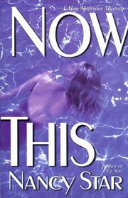 Cover of: Now this