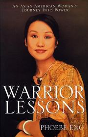 Cover of: Warrior Lessons