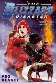 Cover of: The BLIZZARD DISASTER (FRIGHTMARES)