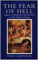 Cover of: The fear of hell