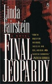 Cover of: Final Jeopardy (Alexandra Cooper Mysteries) | Linda Fairstein