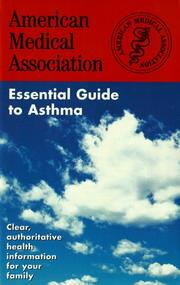 Cover of: The American Medical Association | AMA