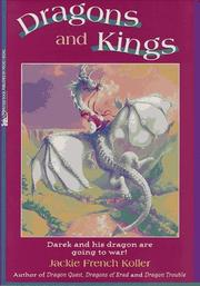 Cover of: DRAGONS KINGS DRAGONLING 6 (Dragonling) | Jackie French Koller