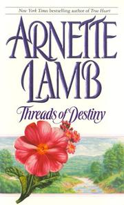Cover of: Threads of Destiny