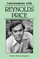 Cover of: Conversations with Reynolds Price | Reynolds Price