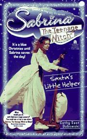 Cover of: SANTAS LITTLE HELPER SABRINA THE TEENAGE WITCH 5