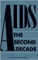 Cover of: AIDS, the second decade