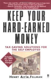 Cover of: Keep your hard-earned money