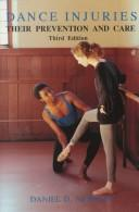 Cover of: Dance injuries | Daniel D. Arnheim