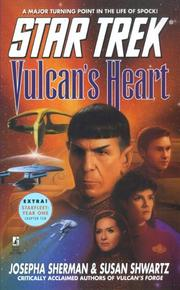 Cover of: Vulcan's Heart