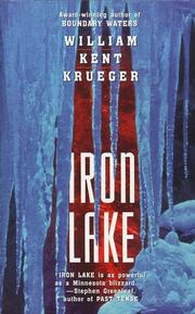Cover of: Iron Lake (Mysteries & Horror)
