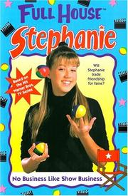 Cover of: No Business Like Show Business (Full House Stephanie)