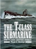 Cover of: The T-class submarine
