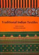 Cover of: Traditional Indian textiles