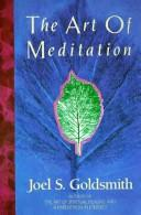 Cover of: The art of meditation