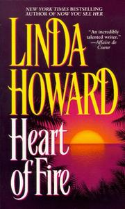 Cover of: Heart of Fire | Linda Howard