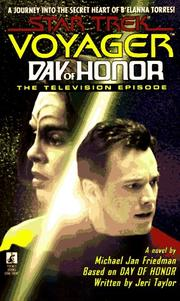 Cover of: Day of honor