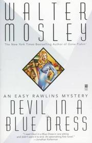 Cover of: DEVIL IN A BLUE DRESS (Easy Rawlins Mysteries)