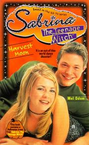 Cover of: Harvest Moon (Sabrina, the Teenage Witch #15)