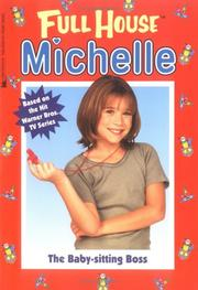 Cover of: The Baby-Sitting Boss (Full House Michelle)