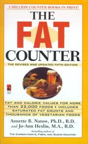 The fat counter by Annette B. Natow