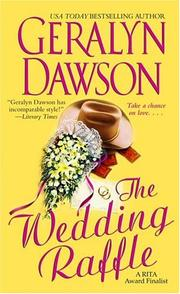 Cover of: The Wedding Raffle | Geralyn Dawson