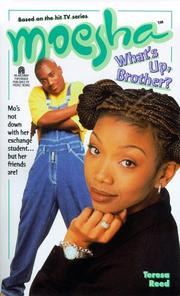 Cover of: What's Up Brother? Moesha #5