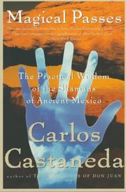 Cover of: Magical Passes | Carlos Castaneda
