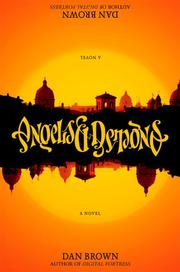 Cover of: Angels & demons | Dan Brown