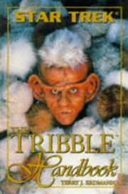 Cover of: The Tribble Handbook by Terry J. Erdmann