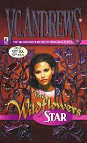 Cover of: Star: The Wildflowers (G K Hall Large Print Book Series (Cloth))