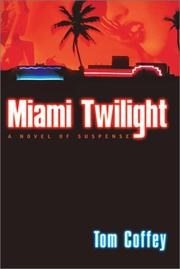 Cover of: Miami twilight