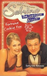 Cover of: Fortune Cookie Fox (Sabrina, the Teenage Witch)