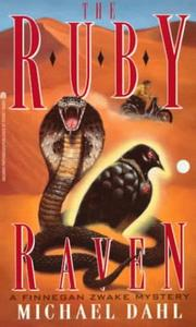 Cover of: The ruby raven: a Finnegan Zwake mystery