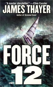 Cover of: Force 12 | James Thayer